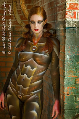 Bravo Body Painting Arts