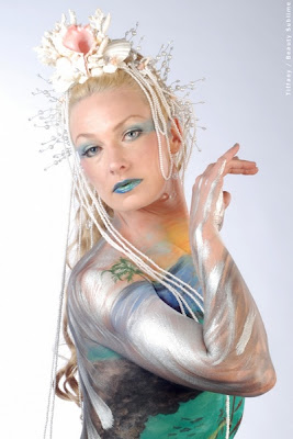 Arts Style Body Painting