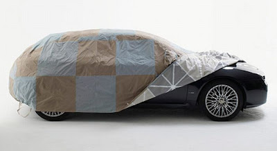 Creative Car Cover Seen On www.coolpicturegallery.net