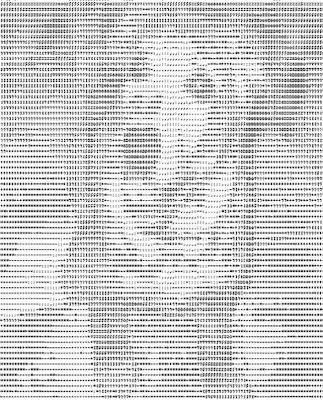 Unbelievable typewriter ascii art Seen On  www.coolpicturegallery.net