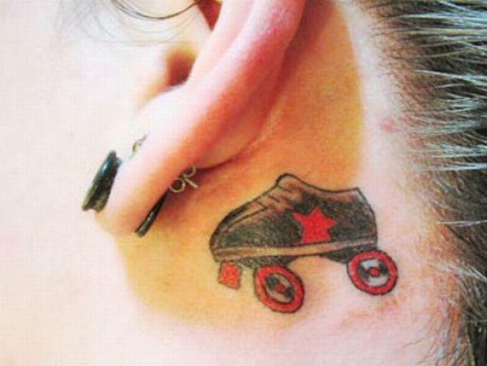 Extreme Tattoos - 62 Pics