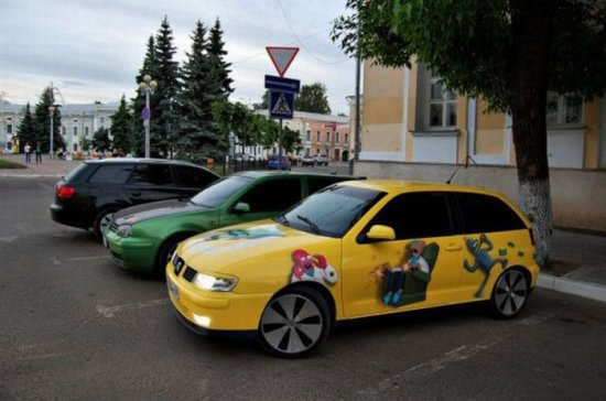 Car Graphic