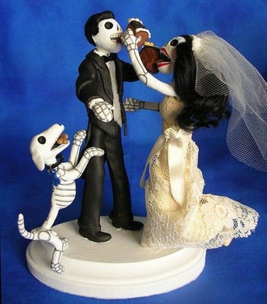 The most ridiculous and stupid wedding cakes