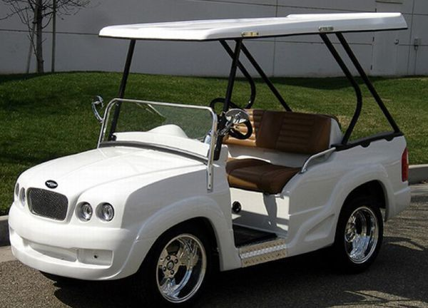 Cute Golf Cars