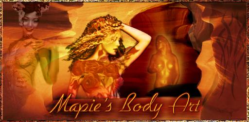 Mapie's Funny Body Art