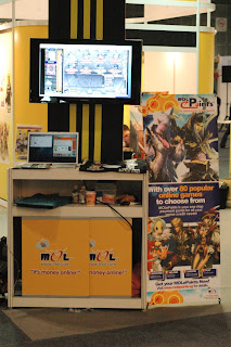 Viwawa Booth at GCA 2008