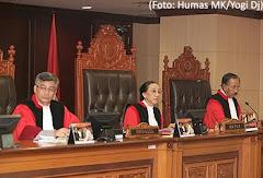 Majelis Hakim Mahkamah Konstitusi