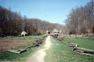 George Washington's Barns