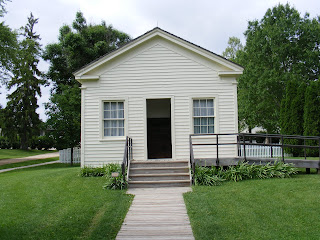 Hoover school house