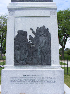 The Greenville Treaty, Fallen Timbers