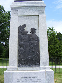 Fallen Timbers Monument to Ohio Pioneers