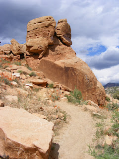 Path to Petroglyphs, DNM