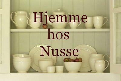 HJEMME HOS NUSSE