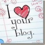 Bραβείο I love ur Blog