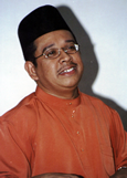 YANG MULIA SYAIKHUNA HJ. MD RADZI IBN HAJI HANAFI AL-QADAHI