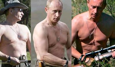 Vladimir Putin And His Miracle Cross Mystagogy Resource Center