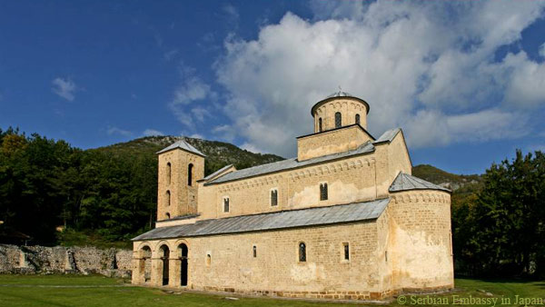 Three Medieval Monasteries in Serbia | MYSTAGOGY RESOURCE CENTER