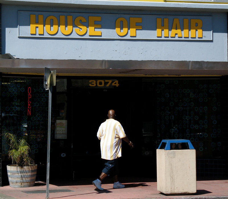 house of hair; click for previous post