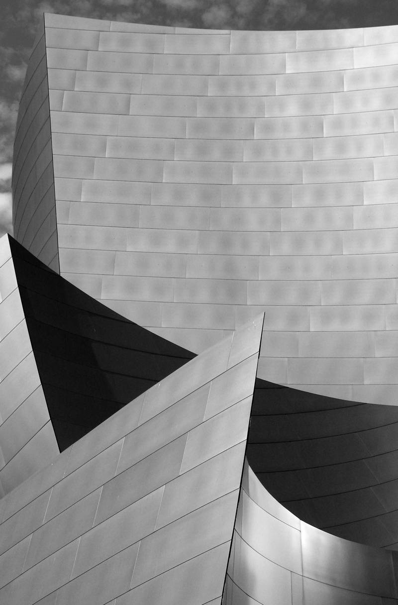 walt disney concert hall; click for previous post