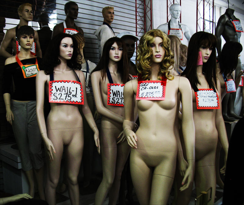 Mannequin shop; click for previous post