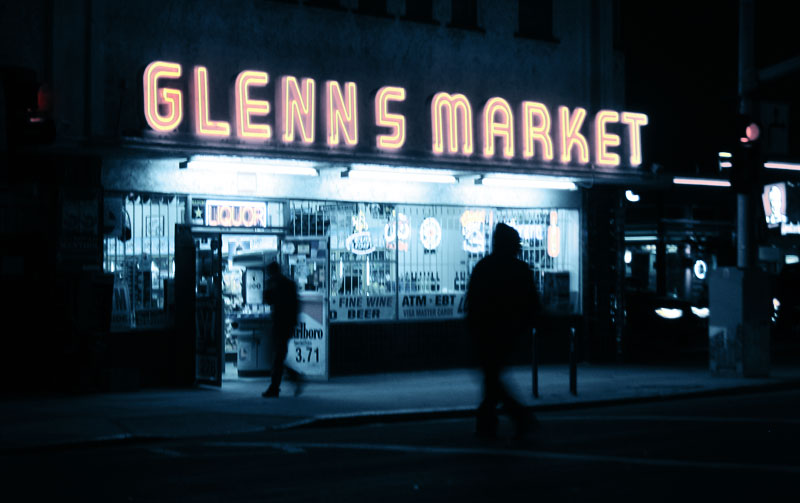 Glenns Market; click for previous post