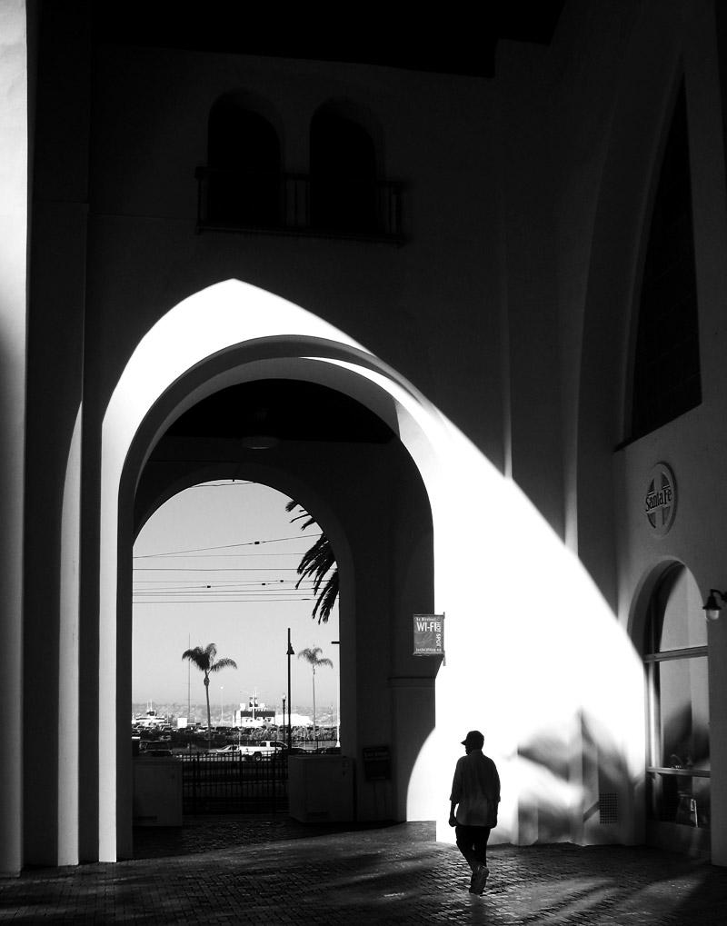Santa Fe shadows; click for previous post