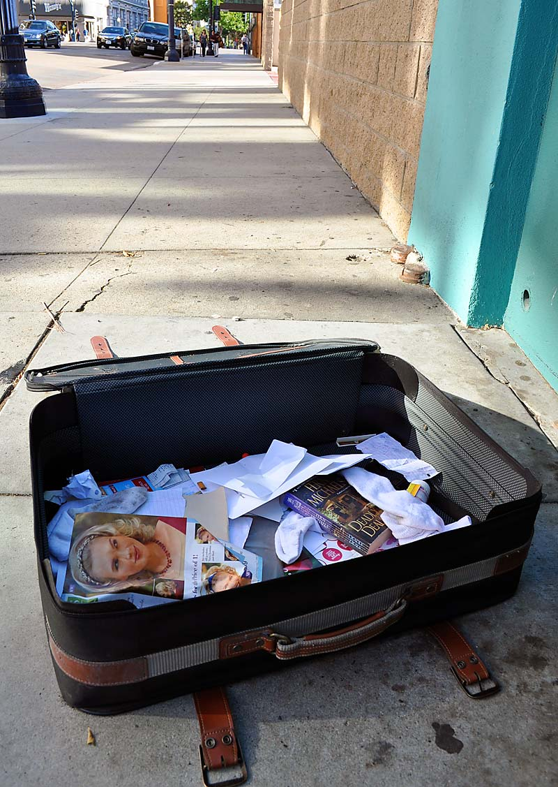 Suitcase; click for previous post
