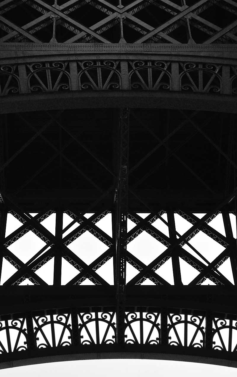 Eiffel Tower; click for previous post