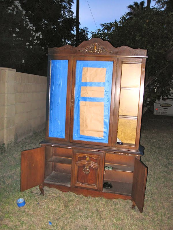 navy china cabinet hutch classy clutter