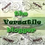 Versatile Blogger Award from Debbie