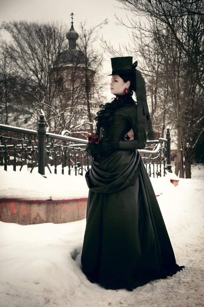 Neo Victorian Fashion On Pinterest Neo Victorian Goth