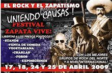 Festival Zapata Vive...