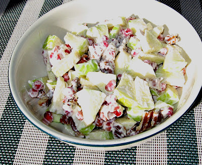 Dixie Salad, a Southern Utah tradition.