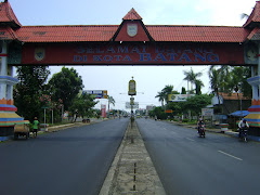 PINTU GERBANG KOTA BATANG
