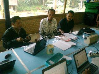 Koordinasi Guru Pemandu Batang Timur