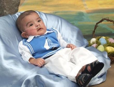 Joshua- 4 months