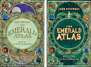 The Emerald Atlas by Jim Kay. Two different prospective covers by Jim Kay .