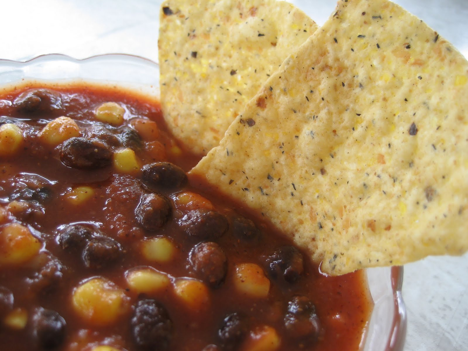 Mission: Food: World's Best Black Bean and Corn Salsa