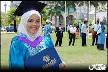 Will graduate in 2011, InsyaAllah