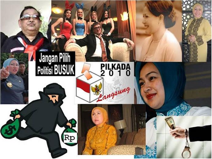 Rampok Banten Beratu di Tangsel 2010