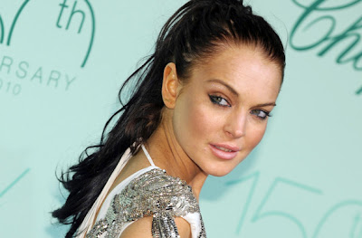 Labels: Lindsay Lohan Hairstyles