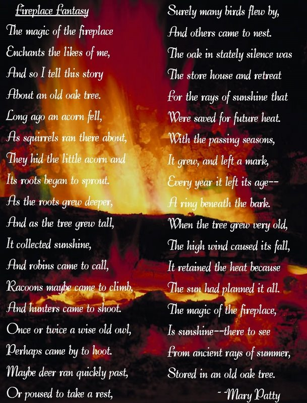 Fireplace Fantasy