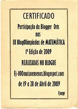 BlogOlimpíadas da Matemática