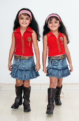 Zaynah Vastani has a twin - PicsZaynah And Ziyah Vastani