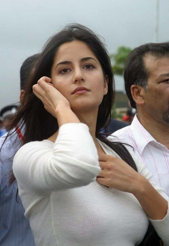 Katrina Kaif Without Anything