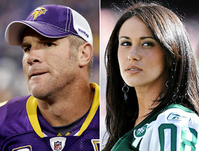 brett favre scandal photos. Brett Favre Scandal
