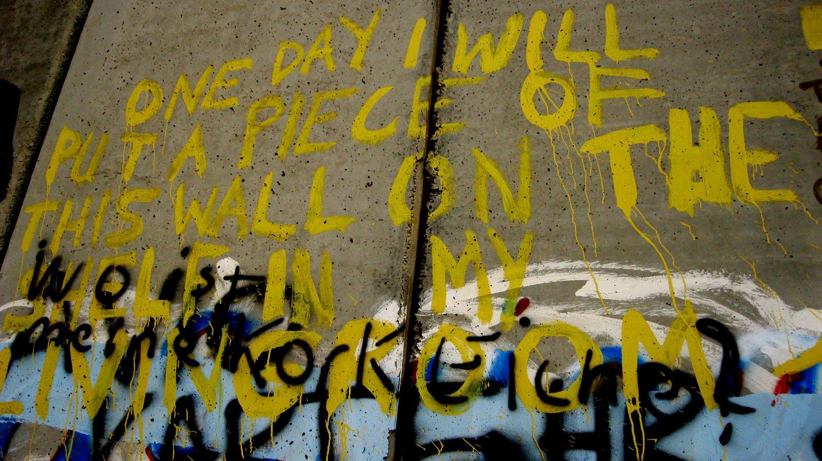 A Nabulsi Story: Photos Bethelehem - the wall