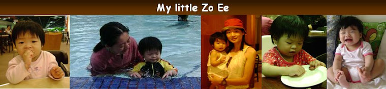 My little Zo Ee