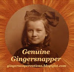 Gingersnap Creations Blog