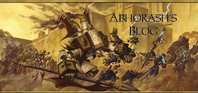 El blog de Abhorash